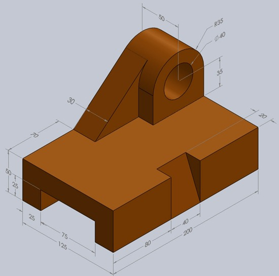 how to change dimensions in solidworks